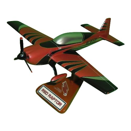 Large Sample of A Custom Made Airplane Model