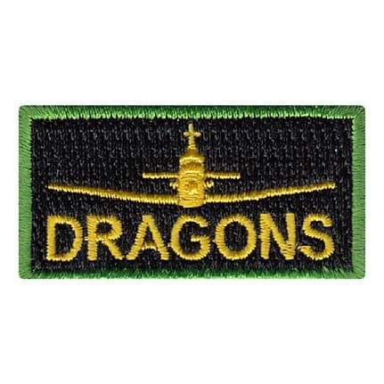Dragon Pencil Patch
