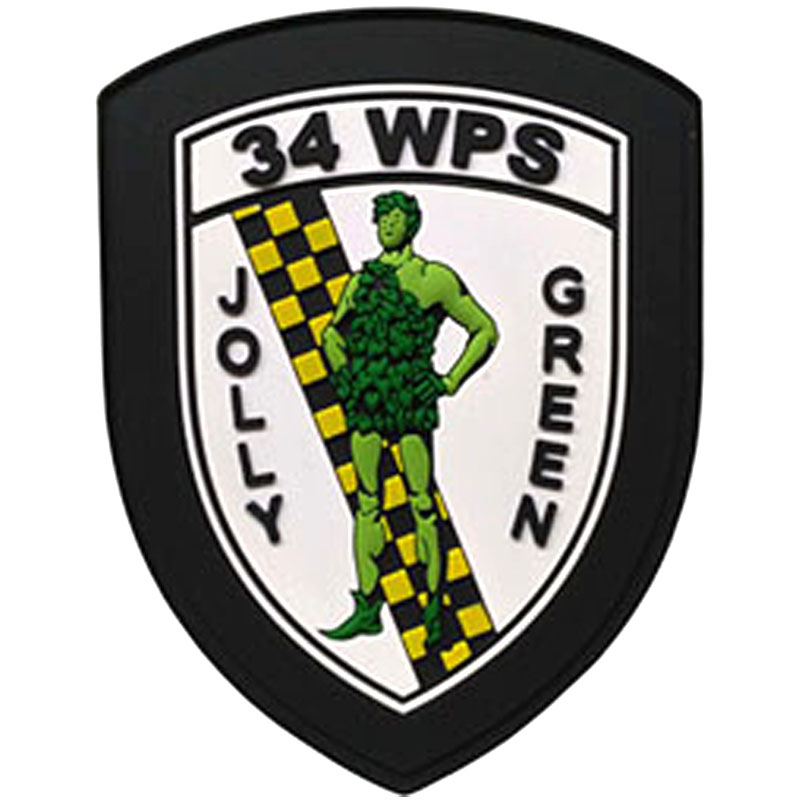 34 WPS Jolly Giant PVC Patch