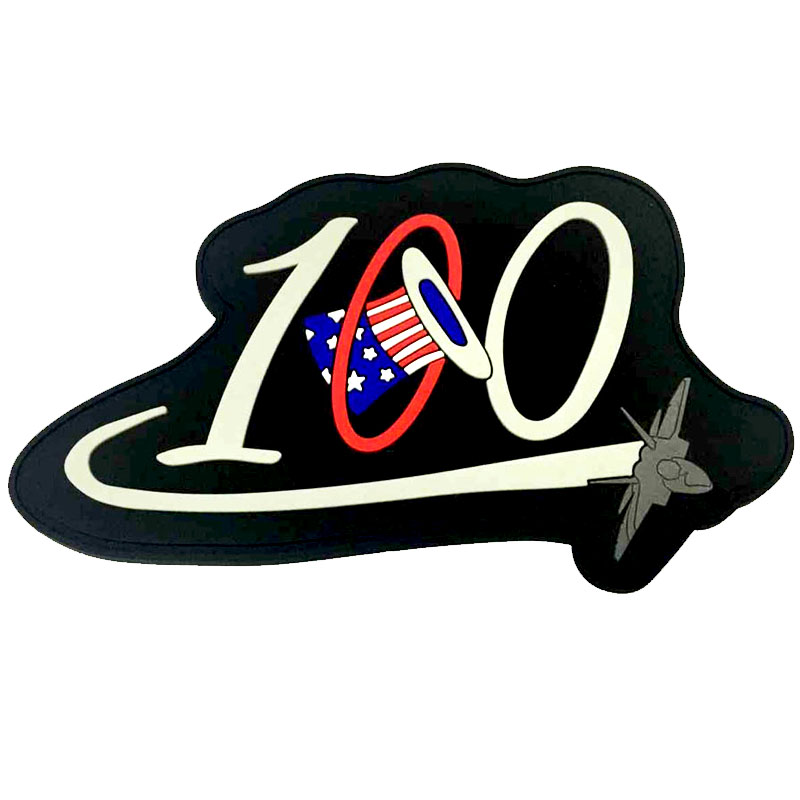 94 FS 100 Year Anniversary Friday PVC Patch