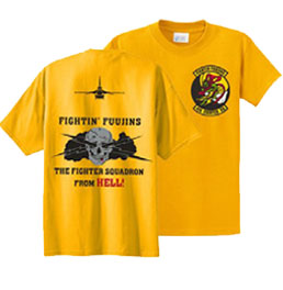 The Fighter Squadron from Hell Shirt