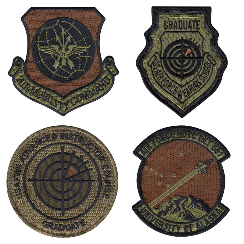 Custom Patches Product Spec Sheet