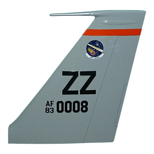 961 AACS E-3 Sentry Airplane Tail Flash