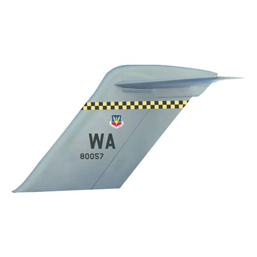 57 WPS C-17 Airplane Tail Flash