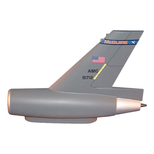32 ARS KC-10 Airplane Tail Flash