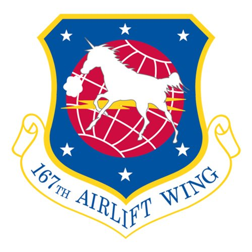 167 AW C-5B Custom Airplane Tail Flash