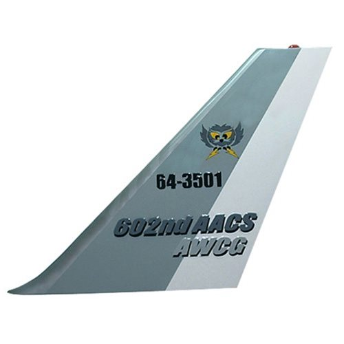 602 AACS Boeing 767 Custom Airplane Tail Flash