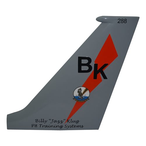 VP-30 P-8 Poseidon Custom Airplane Tail Flash