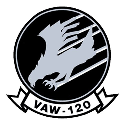 VAW-120 E-2C Hawkeye Custom Airplane Tail Flash