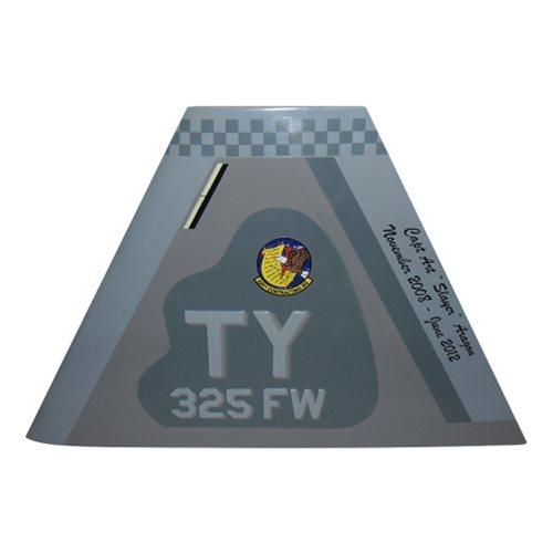 325 Fw F 22a Raptor Airplane Tail Flash Custom F 22