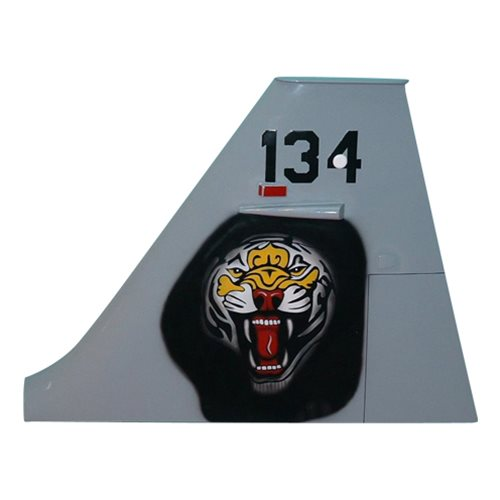 AACE F-5E Tiger II Custom Airplane Tail Flash
