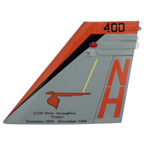 VFA-94 F/A-18 Airplane Tail Flash