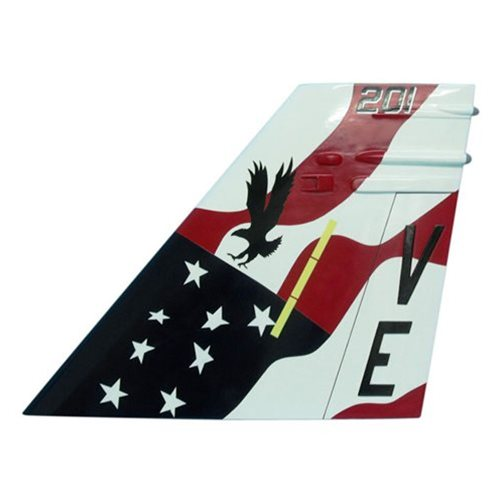 VMFA-115 F/A-18 Airplane Tail Flash