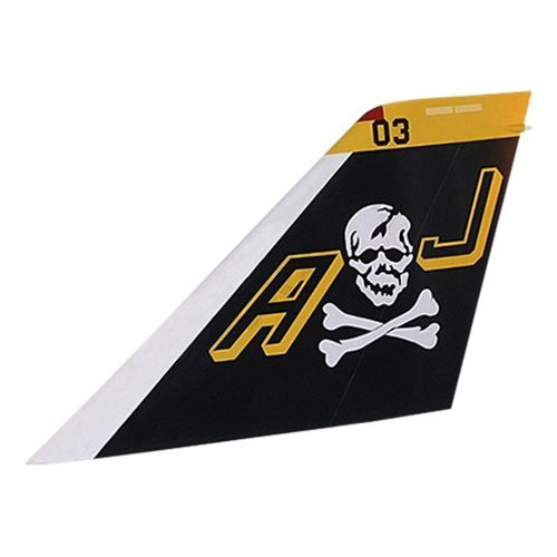 VF-84 F-14D Super Tomcat Custom Airplane Tail Flash