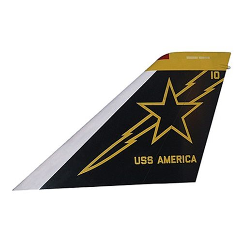 VF-33 F-14D Tomcat Custom Airplane Tail Flash