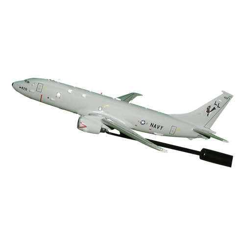 VP-30 P-8 Poseidon Custom Airplane Model Briefing Stick - View 2