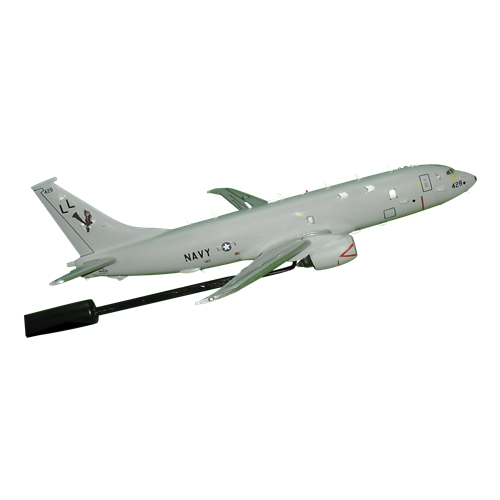 VP-30 P-8 Poseidon Custom Airplane Model Briefing Stick - View 3