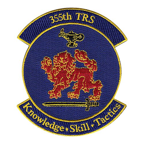 355 TRS Patch