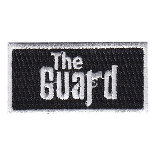 115 AS The Guard Pencil Patch