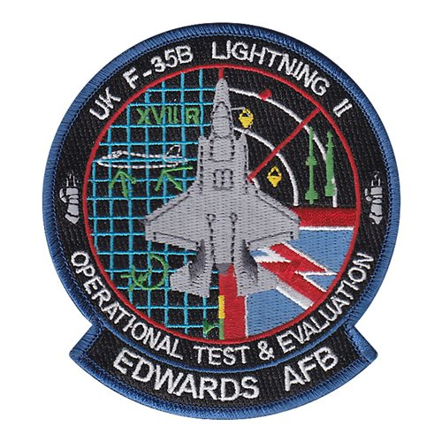 No. 17(R) Squadron F-35B OT&E Patch