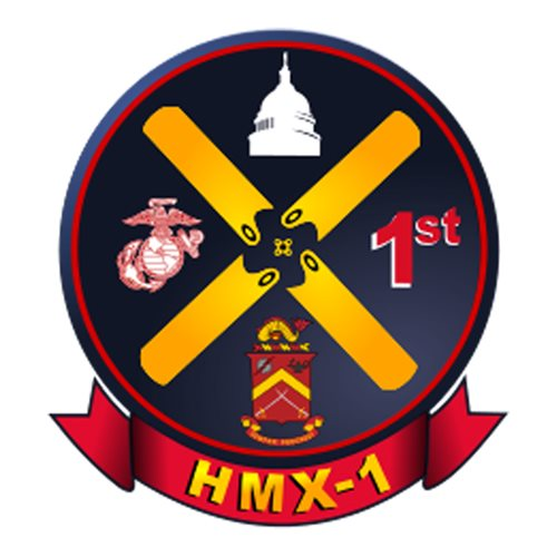 HMX-1 MV-22 Custom Airplane Tail Flash