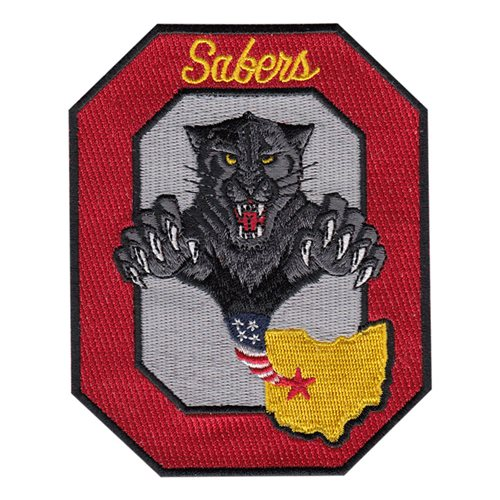 162 RS Saber Patch
