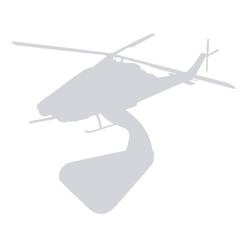 AH-1(4B)W Custom Helicopter Model