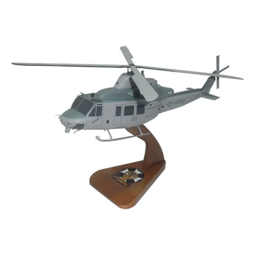 HMLA-169 UH-1 Custom Airplane Model