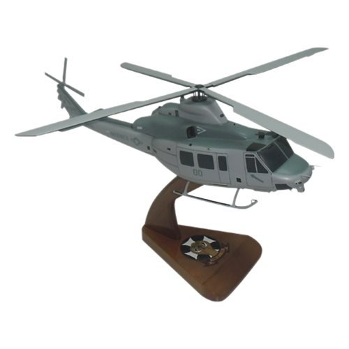 HMLA-169 UH-1 Custom Airplane Model  - View 2