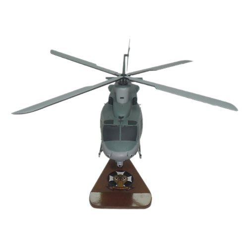 HMLA-169 UH-1 Custom Airplane Model  - View 3