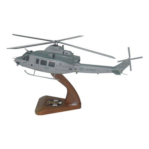 HMLA-169 UH-1 Custom Airplane Model  - View 4