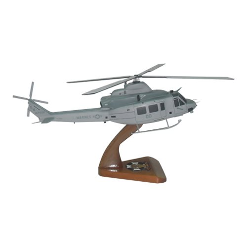 HMLA-169 UH-1 Custom Airplane Model  - View 5