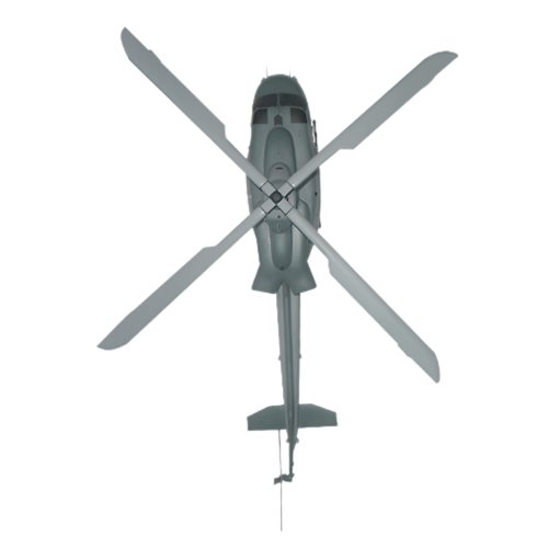 HMLA-169 UH-1 Custom Airplane Model  - View 6