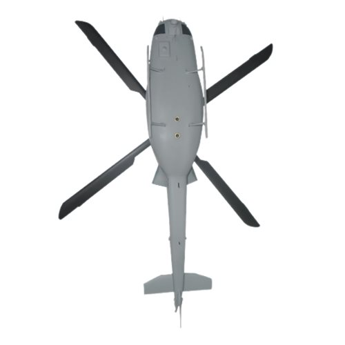 HMLA-169 UH-1 Custom Airplane Model  - View 7