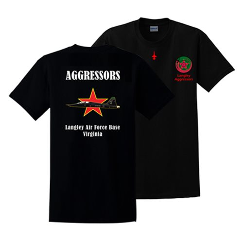 1 OG Aggressors Custom Shirts - View 2
