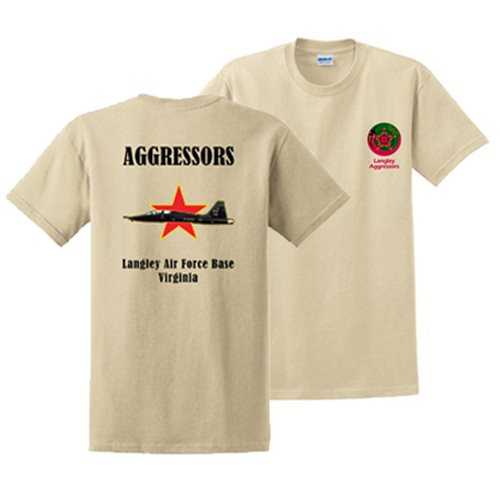 1 OG Aggressors Custom Shirts - View 3