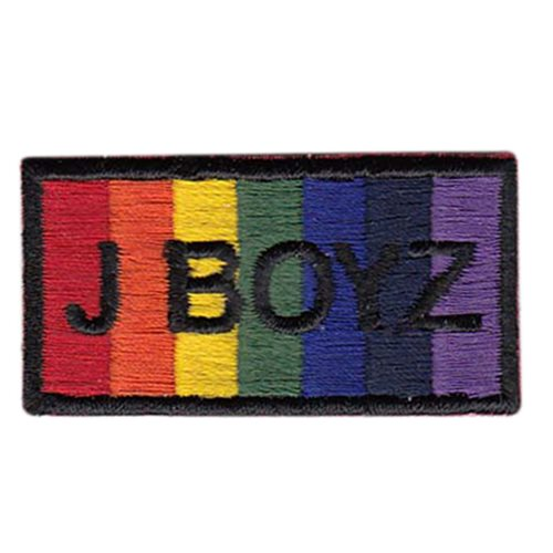 J BOYZ Pencil Patch