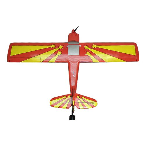 8KCAB Super Decathlon Bellanca Custom Airplane Model Briefing Stick - View 5