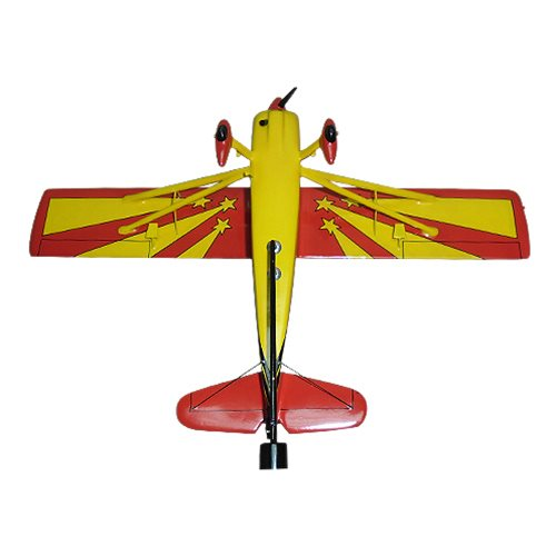 8KCAB Super Decathlon Bellanca Custom Airplane Model Briefing Stick - View 6