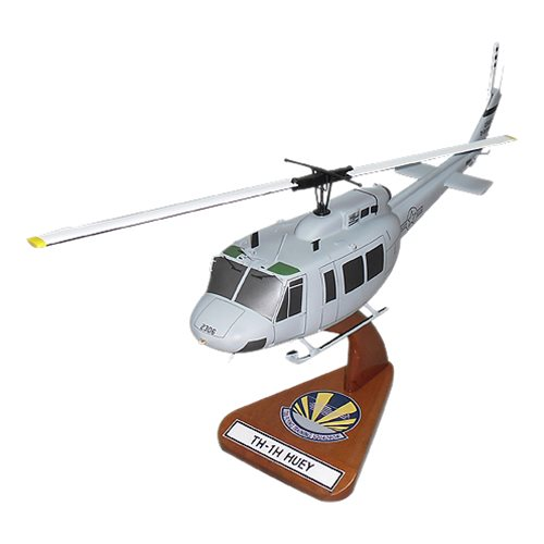 23 FTS TH-1H Custom Helicopter Model