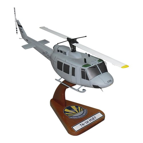 23 FTS TH-1H Custom Helicopter Model - View 2