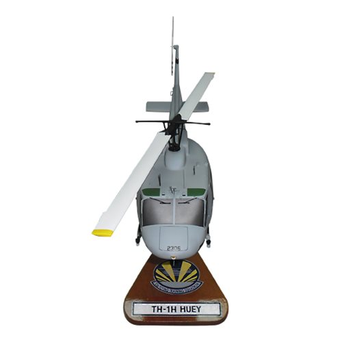 23 FTS TH-1H Custom Helicopter Model - View 3