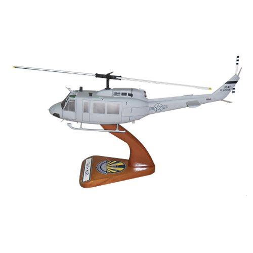 23 FTS TH-1H Custom Helicopter Model - View 4