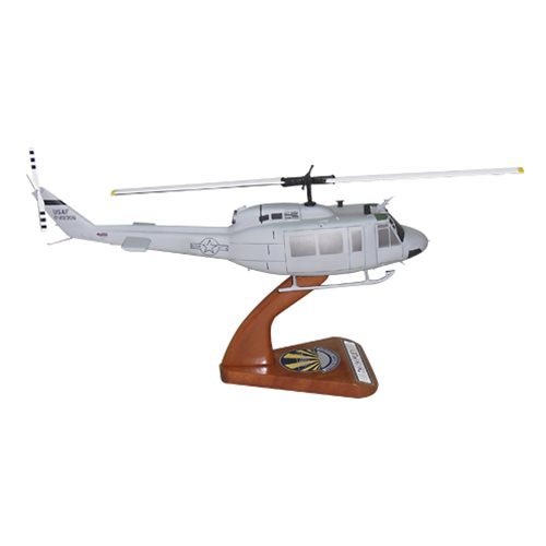 23 FTS TH-1H Custom Helicopter Model - View 5