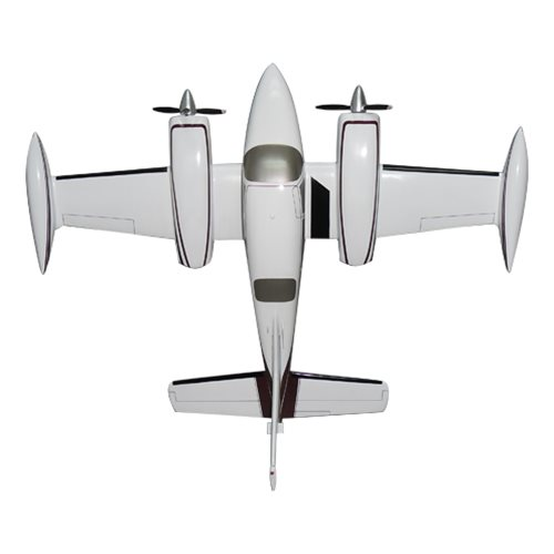 Cessna 310Q Custom Airplane Model  - View 6