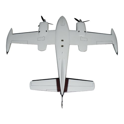 Cessna 310Q Custom Airplane Model  - View 7