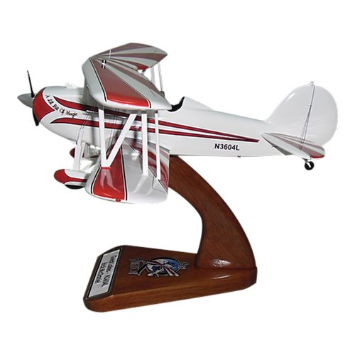 Great Lakes 2T-1A-2 Custom Airplane Model  - View 4