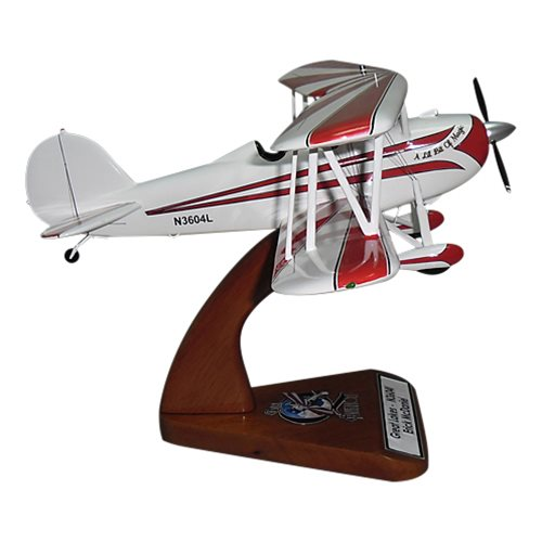 Great Lakes 2T-1A-2 Custom Airplane Model  - View 5