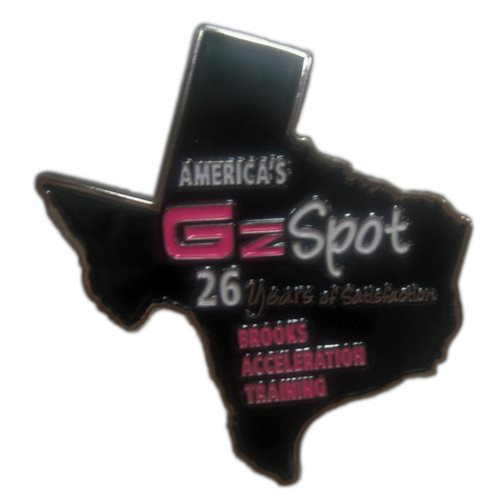 USAF Centrifuge Operations Gz Spot Challenge Coin