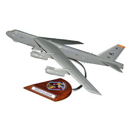 5 BW B-52H Custom Airplane Model  - View 2
